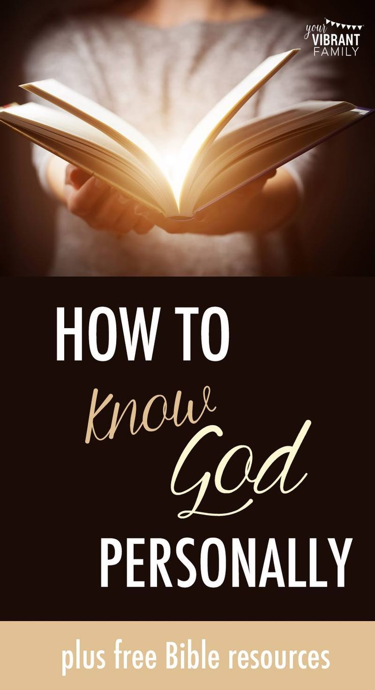 relationship with god for kids