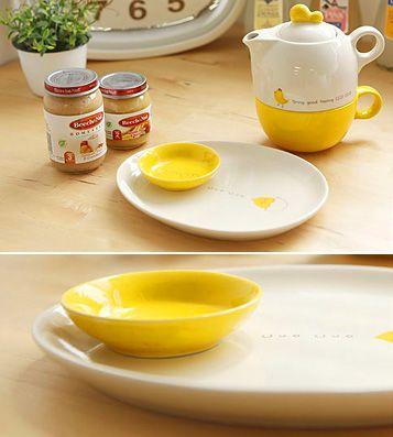 Тарелка для завтрака Coco Egg