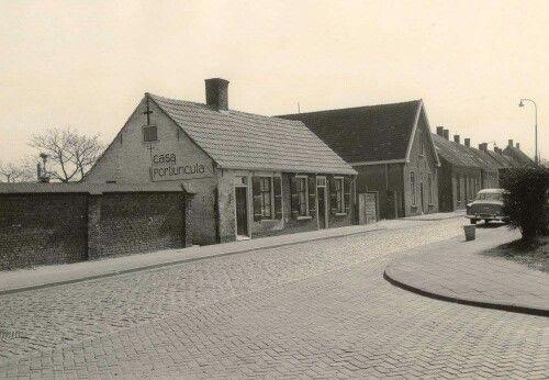 Kerkhofweg Breda, jaartal onbekend