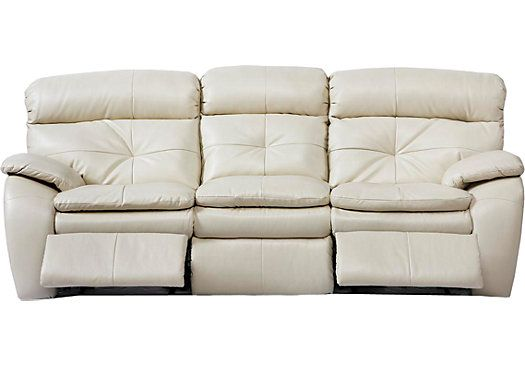 The Bristol Bay reclining sofa is designed with your comfort in ...
