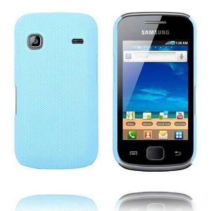 Supreme (Vaaleansininen) Samsung Galaxy Gio Suojakuori