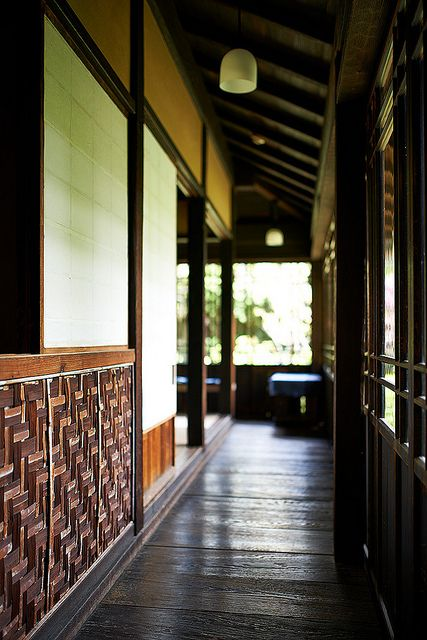 Japanese traditional residence