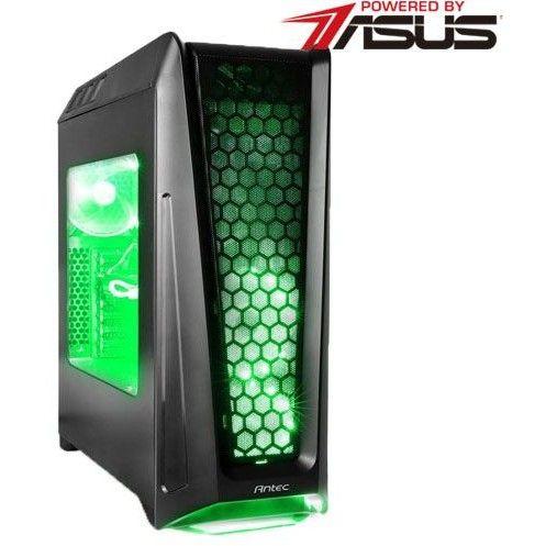 Sistem desktop Powered by ASUS Predator