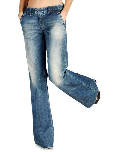 Diesel Jeans Woman   Diesel Flare Jeans Women:Diesel Jeans Sale Outlet