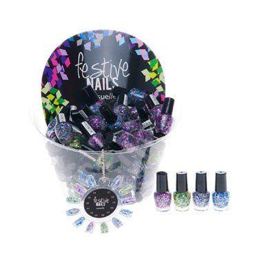 Argyle glitternagellak  Maak je klaar voor het leuke feestje en geef je nagels een stalend aanzicht met deze Argyle glitternagellak!  EUR 0.98  Meer informatie