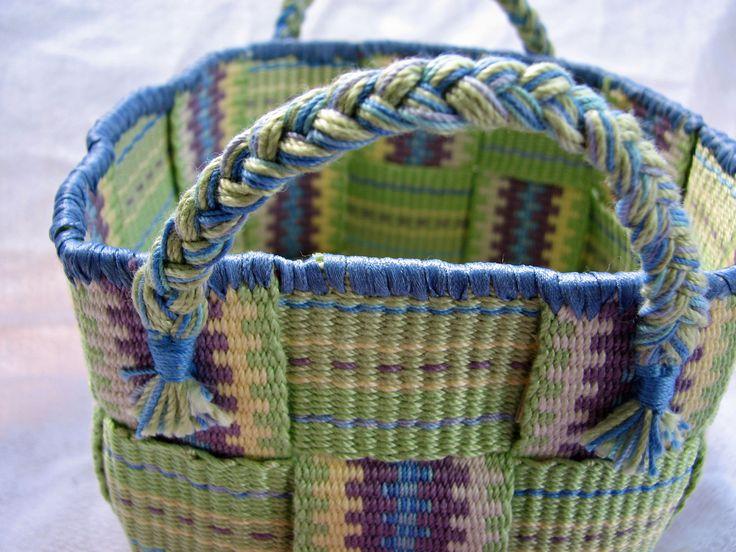 Basket Weaving Edging : Top ideas about inkle weaving on tablet