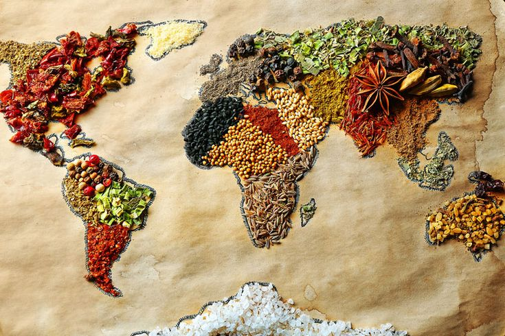 Il cibo etnico, i cambiamenti nel settore della ristorazione e le nuove opportunità imprenditoriali che si stanno venendo a creare...