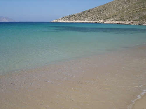 Agia Theodoti, Ios island, Greece