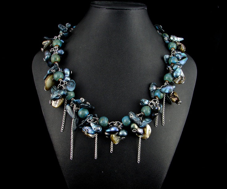 Shipwreck necklace $89.00