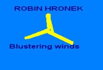Obal desky Blustering Winds