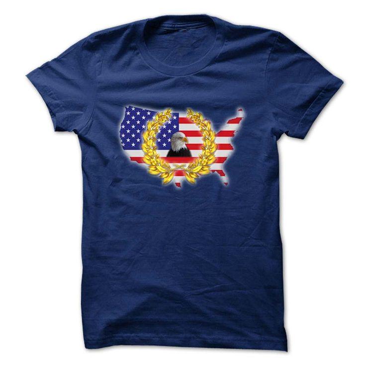 USA T-Shirts, Hoodies. VIEW DETAIL ==► https://www.sunfrog.com/LifeStyle/USA-NavyBlue-54953484-Guys.html?id=41382