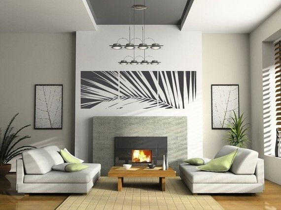 Removable_Vinyl_Wall_Sticker_Decal_Art_-_Life_s_a_Breeze_three_square_panel_decal_palm_frond.jpg 570×427 pixels