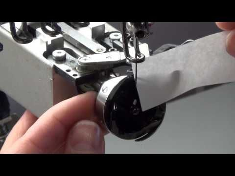 How to properly oil your hook on your embroidery machine. - YouTube
