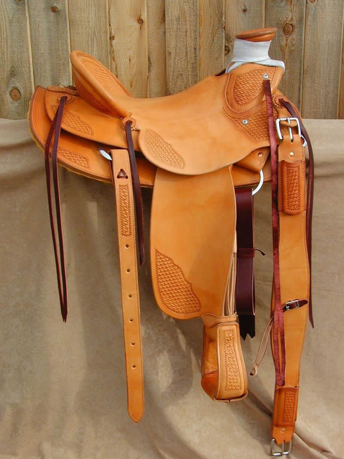 Cliff Wade Saddle Kit | J.J. Maxwell Tack & Saddle Co. SADDLE KIT