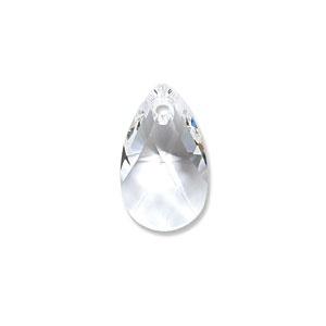 Swarovski® 16mm drop crystal pendant pk1