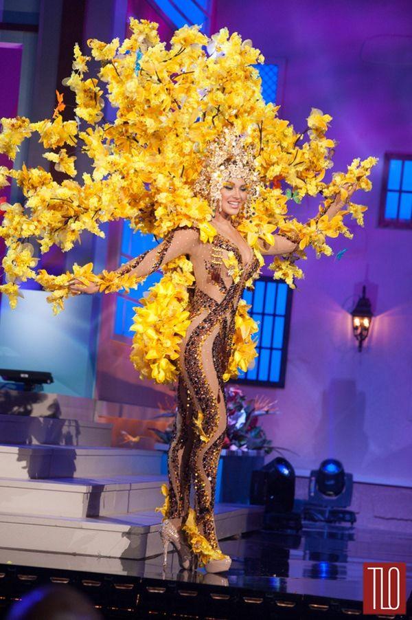 Miss Universe National Costumes 2014, Part 4: Crazies, Lazies, & Try-Hards! | Tom & Lorenzo Fabulous & Opinionated / Miss Venezuela