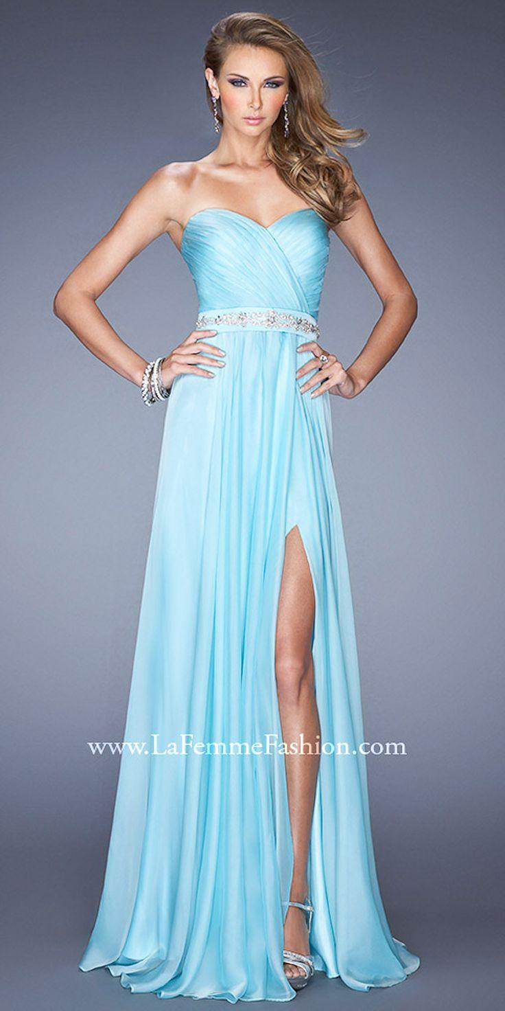 Cheap La Femme Prom Dresses
