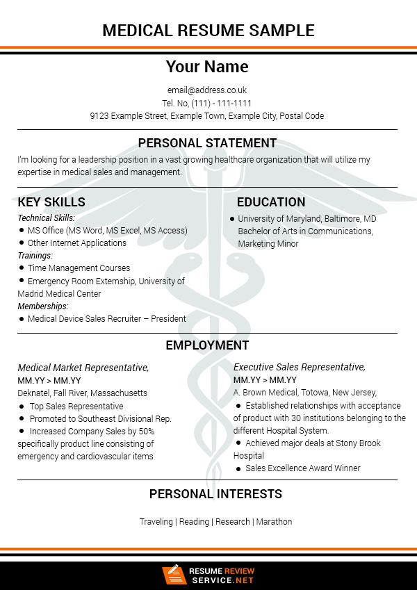 Oltre 25 fantastiche idee su Resume review su Pinterest - medical professional resume