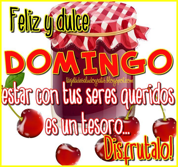 Tarjeta De Feliz Domingo Sabiduria Para El Corazon Pinterest