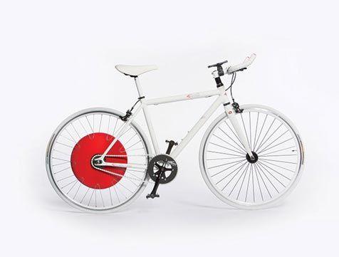 The Copenhagen Wheel | Red Dot Design Award for Design Concepts