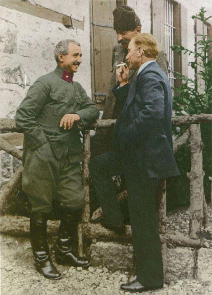 Atatürk'ün Dünyanın En Karizmatik Lideri Olduğunu Kanıtlayan 11 Fotoğraf-dtpcyxp3lc
