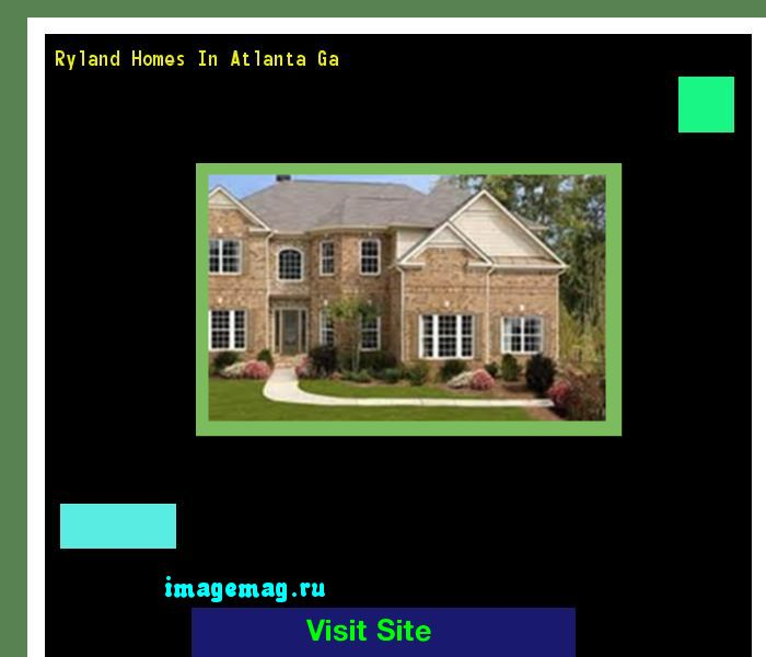 Ryland Homes In Atlanta Ga 084620 - The Best Image Search