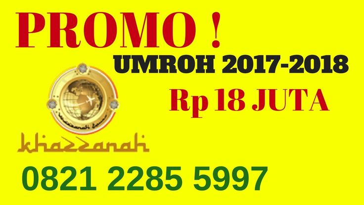 PROMO ! PAKET UMROH NOVEMBER 2017