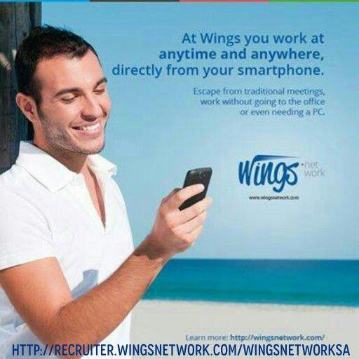 Join Wings Network http://recruiter.wingsnetwork.com/wingsnetworksa