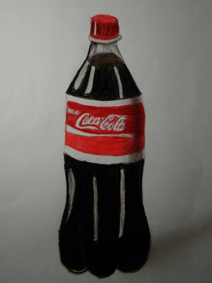 """""""Botella Coca Cola""""."""