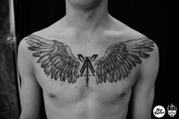 #омск #тату #татуировка #омсктату #omsk #tattoo #ink #viptattoo #vip_tattoo #viptattoostudio #newtattoo #tatto #tattooed #tattoos #vip #tattoo_omsk #vip_tattoo_omsk #like #blacktattoo #omsktattoo #tattooartist#beautiful #крылья #грудь