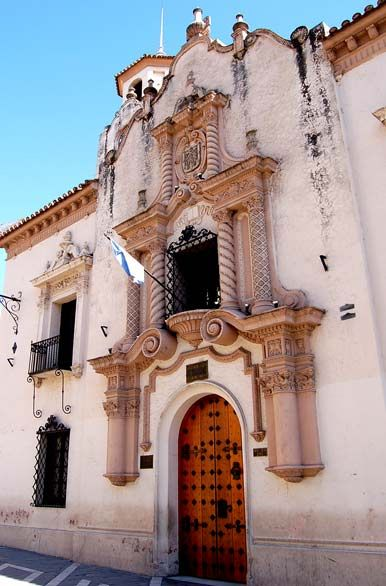 Córdoba: Colegio Nacional Monserrat
