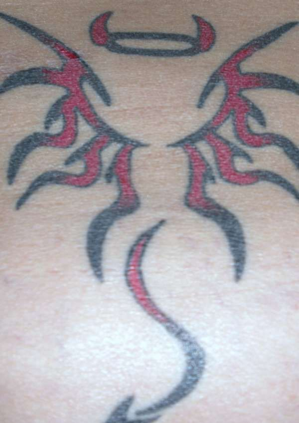 10 best images about tattoo on pinterest horns henna and halo. Black Bedroom Furniture Sets. Home Design Ideas