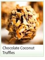 truffles.. chocolate.. coconut..: Desserts, Chocolates Truffles, Chocolates Coconut, Glutenfree Healthfood, Healthy Recipes, Healthy Food, Free Healthy, Chocolate Truffles, Coconut Truffles