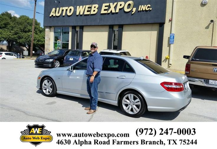 I traded my Dodge Ram in for a 2012 Mercedes E350 BlueTech with super low miles. I worked with George, Ken and Murphy at AutoWebExpo. The Guys were fair with my trade in and the internet price for my 2012 Mercedes E350 was right on! Thanks Guys! Call George, he is easy to work with. 214-457-6113. Awesome selection of cars!-Erik K., Thursday, September 24, 2015  http://www.autowebexpo.com/?utm_source=Flickr&utm_medium=DMaxxPhoto&utm_campaign=DeliveryMaxx