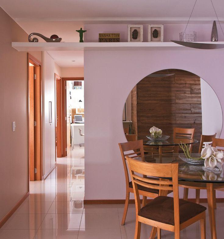 Apê de 107 m²: ambientes acolhedores e com personalidade | Minha Casa
