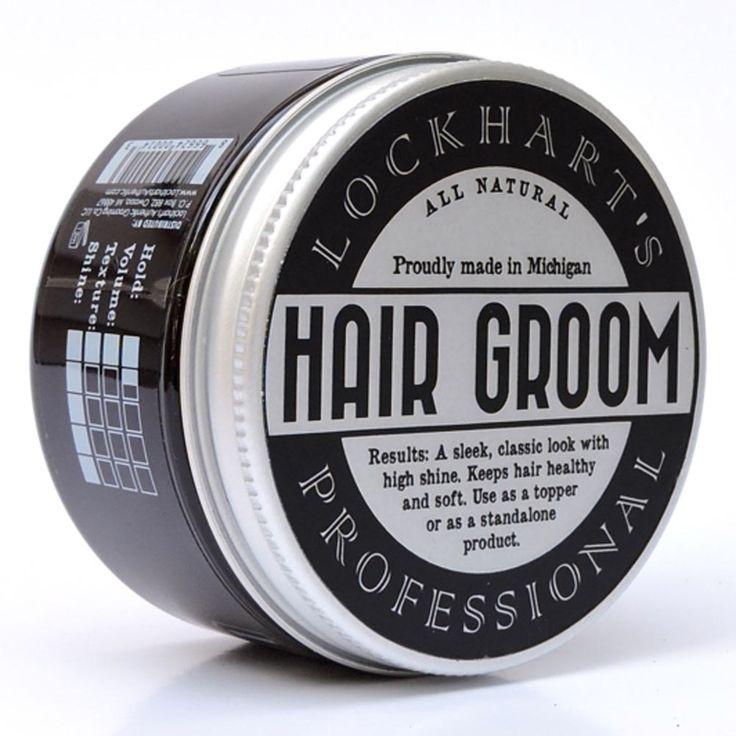 Lockhart's Hair Groom All Natural Hair Balm 4oz