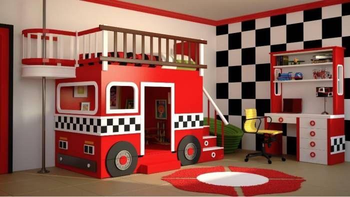 """Para el """"bombero"""" de mi hijo..."""