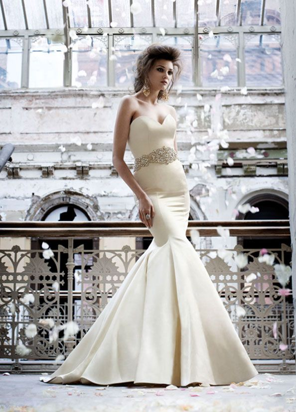 48 best Wearing - From a Bridal Consultant (bridal gowns) images on ...