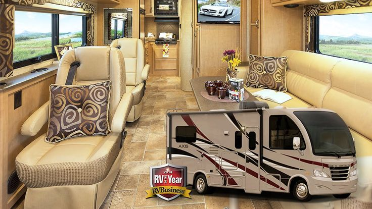 New Thor Axis Vegas 24 2 Amp Outlaw 38re Motorhomes Quick
