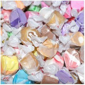 TAFFY TOWN ASSORTED TAFFY, 5 LBS. $21.99