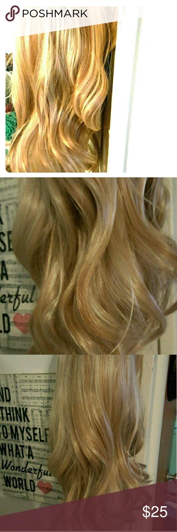 Strawberry blonde wig Strawberry blonde wig Accessories Hair Accessories