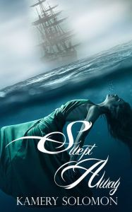 Swept Away By Kamery Solomon - To reconnect with her estranged father, Samantha joins his excavation of a legendary buried treasure. But when a mishap transports her to the 17th century, she must rely on distractingly handsome seaman Tristan to help her navigate the perils of the high seas!