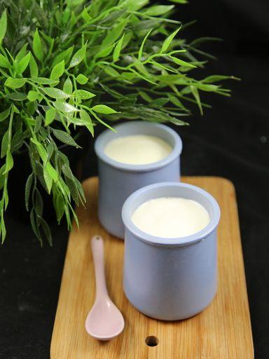Recette Yaourts maison SANS yaourtière (à la casserole et au four ou à la cocotte)