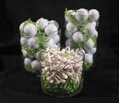 golf centerpieces - Google Search