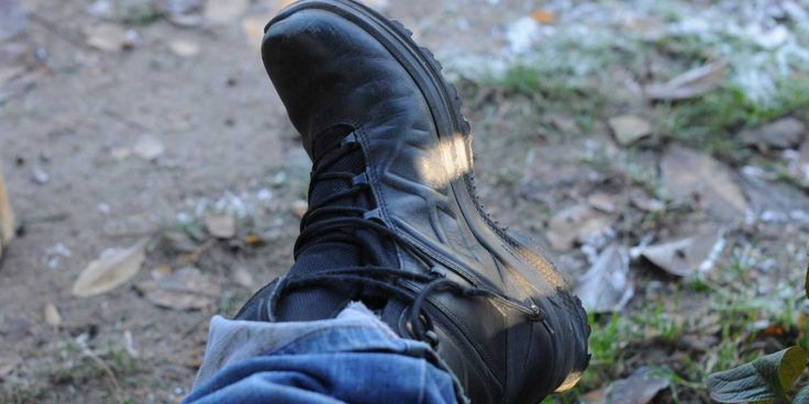 Allround #Stiefel – #HAIX BLACK EAGLE TACTICAL 2.0 MID GTX  #outdoors #hiking #boots #tactical #schuhe #shoes