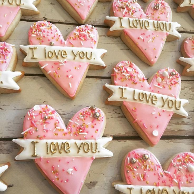 Find This Pin And More On Valentine Sugar Cookies By Jennalndbrg.