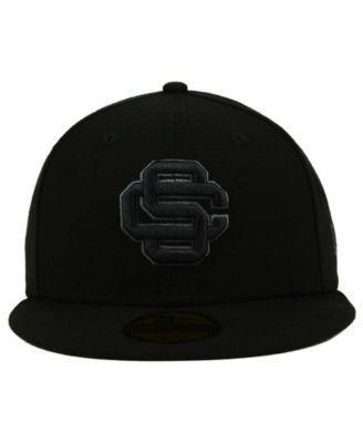 New Era Usc Trojans Ac 59FIFTY Cap - Black 7 1/2
