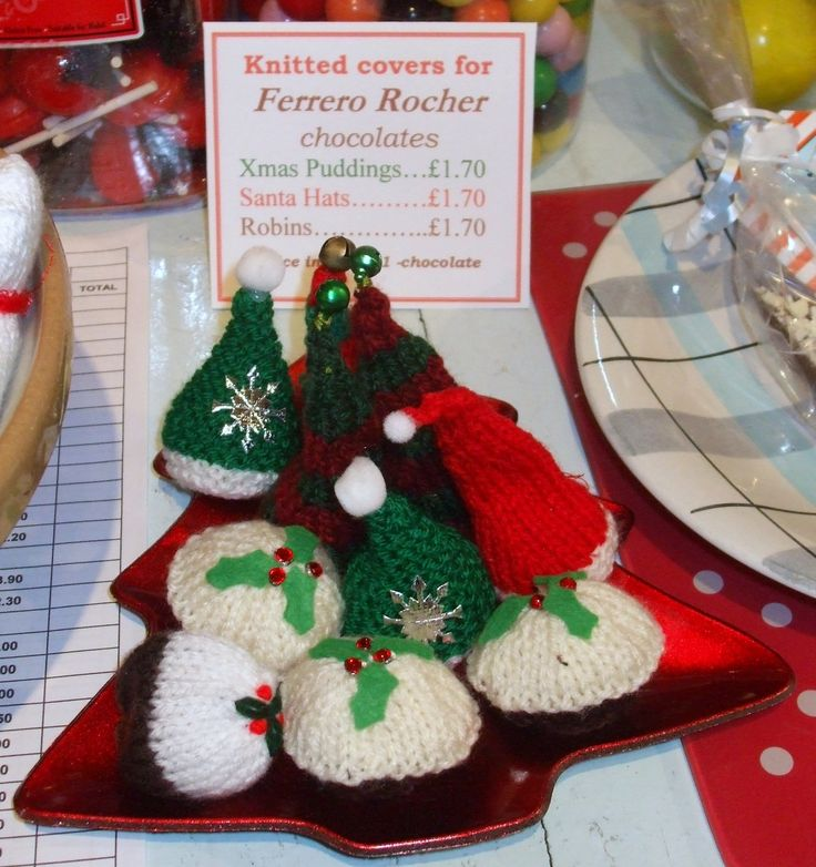 Knitting Patterns For Christmas Decorations