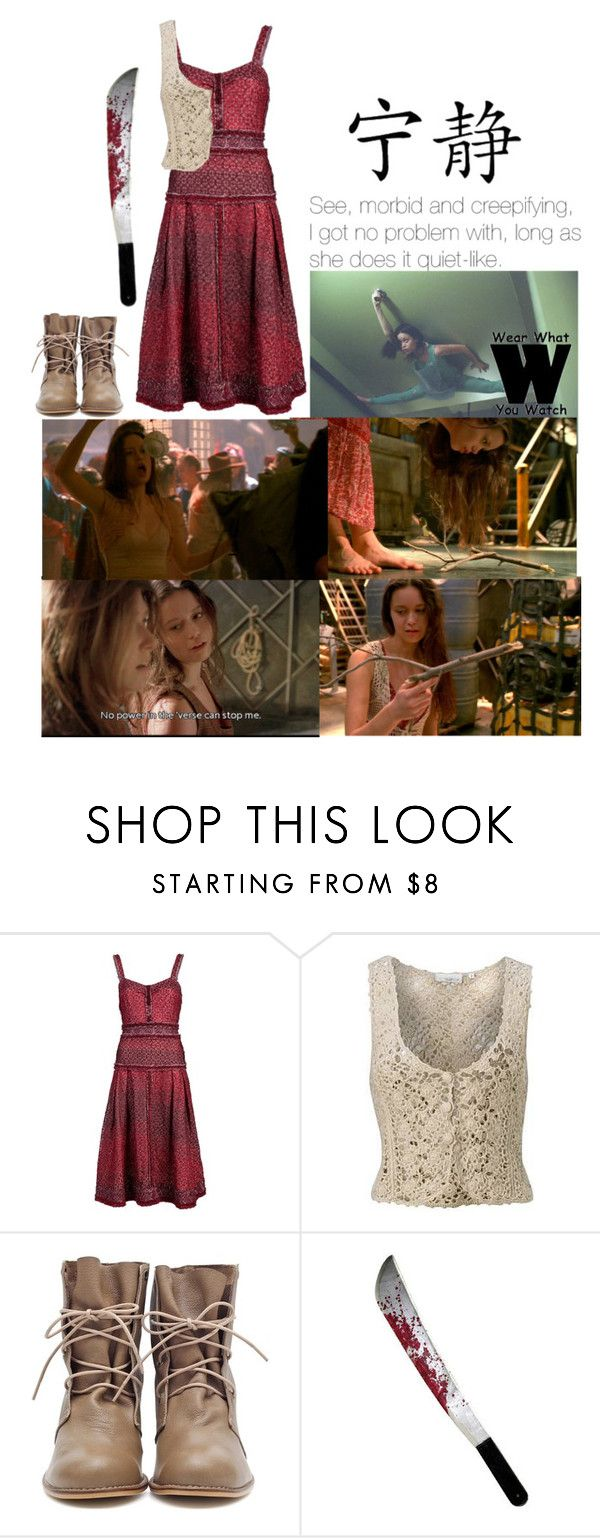 """""""River Tam"""" by ruthieue ❤ liked on Polyvore featuring Gregory Parkinson"""
