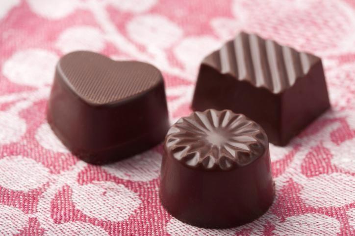 Chocolat à la menthe et sirop d'érable